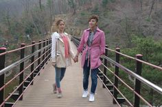 Love Rain - Yoona & Jang Geun Suk @ Hokkaido