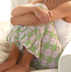 Shell Pajama Pant - Mud Pie Sleepwear