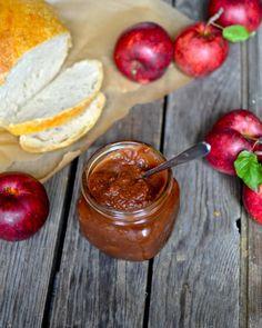 Yammie's Noshery: Crockpot Caramel Apple Butter