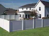 Modern Options Ltd Jamaica Upvc Fencing Company Jamaica Upvc Fencing And Accessories Provider White Vinyl Fence Vinyl Fence Building A Fence