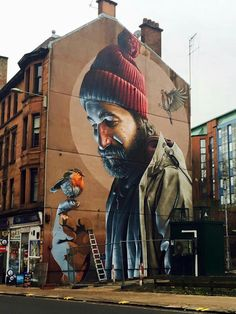 Mural , Glasgow