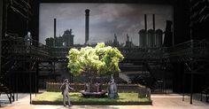 Werther. Minnesota O - Werther. Minnesota Opera. Scenic design by Allen Moyer. --- #Theaterkompass #Theater #Theatre #Schauspiel #Tanztheater #Ballett #Oper #Musiktheater #Bühnenbau #Bühnenbild #Scénographie #Bühne #Stage #Set