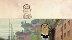 """""""Appearance and Reality"""" is a short animation movie created by Elena Rogova and Zhenia Pavlenko."""