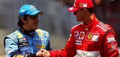 "Alonso: ""Mejórate pronto Michael"""
