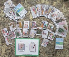 Now and Later activities board or flash cards~PRE-SCHOOL~ASD~AUTISM~CHILDMINDER
