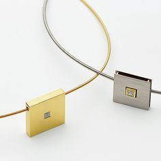 Necklaces – Galerie Isabella Hund, Schmuck gallery for contemporary jewellery