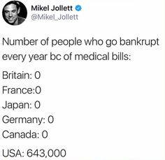 Actually, as a Canadian, I can confirm that Canadians have money paying for cancer treatments Intersectional Feminism, Food Stamps, Faith In Humanity, Your Turn, Social Issues, Memes, In This World, Equality, Just In Case