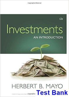 Foundations of financial management 16th edition test bank block investments an introduction 12th edition mayo test bank test bank solutions manual exam fandeluxe Image collections