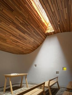 Chapel by Gensler - News - Frameweb