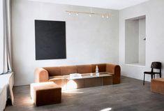 Офис Kinfolk по дизайну Norm Architects в Копенгагене