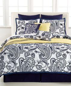 Sasha 10 Piece King Comforter Set
