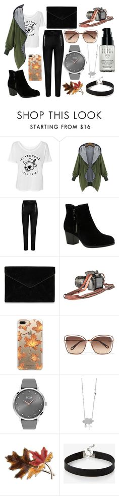 """Sin título #4343"" by onedirection-h1n1l2z1 on Polyvore featuring Skechers, Rebecca Minkoff, Casetify, Chloé, BOSS Black, Anne Klein, Express y Bobbi Brown Cosmetics"