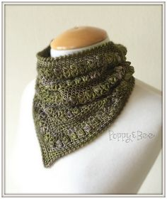 Casper Mountain Cowl by The Firefly Hook malabrigo Arroyo in Chircas . Crochet