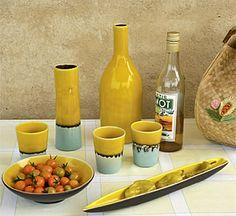 Madrague New Citron/Lotus - Jars Céramistes