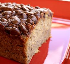 Not Your Ordinary Banana Bread - The Girl Who Ate Everything