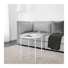 GLADOM Tarjotinpöytä - valkoinen - IKEA