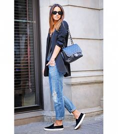 Accessory+Report:+The+Most+Comfortable+Shoe+Trend+Of+The+Season+via+@WhoWhatWear