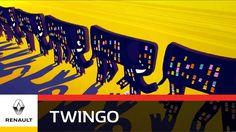 Renault Twingo - Elephants - Go Anywhere, Go Everywhere!