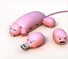 piggy usb.... hehehe