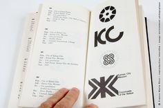 Top Symbols and Trademarks   Franco Maria Ricci & Corinna Ferrari   1973