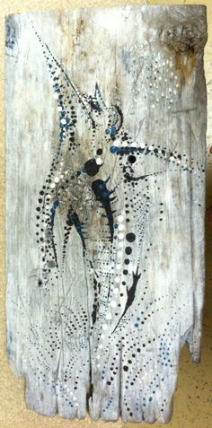 Marlin on barn wood on Etsy, $65.00 -- MichaelSethDesign