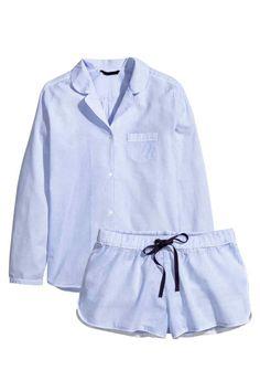 Pyjama en coton   H&M