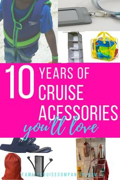 Packing the right cruise accessories can enhance your family's comfort and fun! So, make the most of your vacation and checking this list before packing! Top Cruise, Packing For A Cruise, Best Cruise, Cruise Port, Cruise Tips, Cruise Travel, Packing Tips For Travel, Cruise Vacation, Vacation Trips