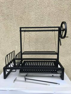 """""""BM G-1"""" Argentine Grill - BBQ mates Barbecue Grill, Grilling, Argentine Grill, Led Closet Light, Wood Charcoal, Stainless Steel Grill, Grill Grates, Catering Business, G 1"""