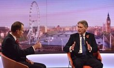 UK will vote to leave EU if reform is 'cosmetic', says Philip Hammond Foreign secretary says real changes must be made over how membership works and the independence of sovreign nations to make their own decisions  Philip Hammond on the Andrew Marr Show.