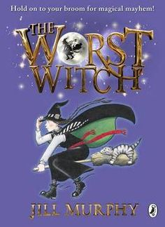 Jill Murphy inspired a generation of readers with her Worst Witch series and with this book you can see how it all began. The adorably clumsy Mildred Hubble signs up for Miss Cackle's Academy for Witches - what could possibly go wrong?
