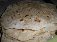 Flour Tortillas-sodium free (low sodium opt) could use whole wheat flour which would make it tanduri roti Sodium Free Recipes, Salt Free Recipes, Low Sodium Bread, Low Sodium Snacks, Low Iodine Diet, Renal Diet, Cardiac Diet, Ketosis Diet, Kidney Friendly Foods