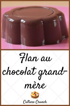 Gateau Cake, Mousse Dessert, Thermomix Desserts, Mini Cheesecakes, French Food, Catering, Caramel, Food And Drink, Chocolate