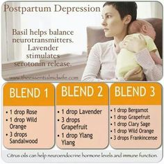 postpartum help with young living essential oils Essential Oils For Pregnancy, Essential Oils For Babies, Essential Oil Uses, Young Living Essential Oils, Essential Ouls, Essential Oil Diffuser Blends, Ppr, Postpartum Depression, Young Living Oils