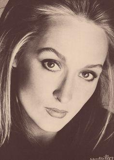 Meryl Streep Vogue (1979)