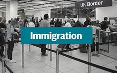 UK Migration Hits Record Level Over 12 Months