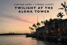 Vintage Ships + Stri