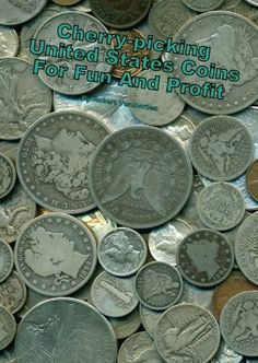 United States Coins Rare Gold, Silver and Copper Coins and Currency… Us Coins, Rare Coins, Coins Worth Money, Canadian Coins, Valuable Coins, Coin Display, Coin Worth, American Coins, Gold And Silver Coins