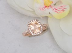 Padparadscha sapphires are the next big trend for engagement rings