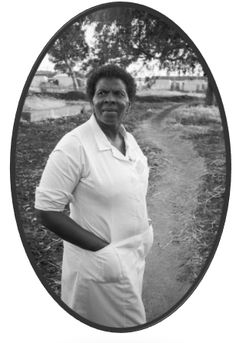 """(1910-1983) Annie Silinga was a South African Freedom Fighter, arrested many times in her struggle against the apartheid system, and its imposition of """"pass laws"""" on indigenous peoples, serving one jail sentence with her six-moth old baby. She was a member of the ANC and primary organizer for the first Federation of South African Womyn's Conference, which had a major focus on the brutal repression of womyn through the pass laws. We honor Sistah Silinga's legacy, forward ever!"""