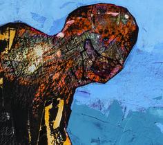"""""""Powoli"""" Obraz oryginalny, dostępna tylko jedna sztuka. Autor: Maciej Durski Technika: olej Rok 2017 ENG """"Slowly"""" Original painting, only one piece available. Author: Maciej Durski Technique: oil Year 2017"""