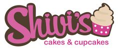Logotipo para una amiga que se dedica a la pasteleria  https://www.facebook.com/ShivisCakesandCupcakes