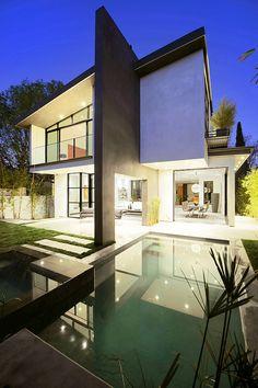 Mansfield Residence by Adeet Madan