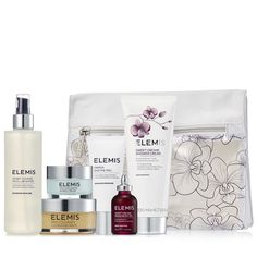 QVC TSV Offer 24/07/16 until midnite - Saving £120  218616 Elemis 6 Piece Skin Rituals Collection inc Global Launch QVC Price: £95.00  TSV Price:£58.96 + P&P: £5.95   or 4 Easy Pays of £14.74 +P&P RRP: £173.50 Featuring the new Smart Cleanse Micellar Water, which effectively removes dirt, impurities and make-up to leave your skin feeling clear and fresh