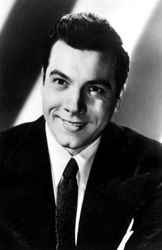 Cinema Personalities circa 1950 Portrait of American opera singer and actor Mario Lanza