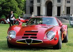 Concorso d'Eleganza Villa d'Este 2011 - Behind the Scenes Photos