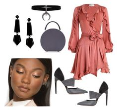 """""""Lovely Wear"""" by jfkayla on Polyvore featuring Zimmermann, BUwood, Calvin Klein and Emporio Armani"""