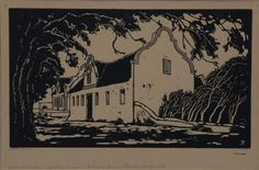 Pierneef South African Artists, Wood Engraving, Block Prints, Wood Blocks, Masters, Artworks, Scenery, Arts And Crafts, Passion
