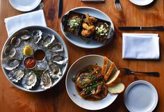 The spread at Boxing Room will take you to the heart of New Orleans