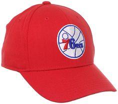 55ed20c1f36 NBA Philadelphia 76ers Structured Flex Hat