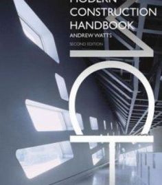Modern Construction Handbook 2nd Edition PDF